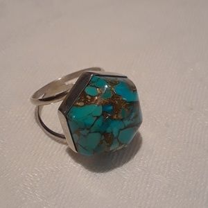 Jay King ,DRT, turquois ring